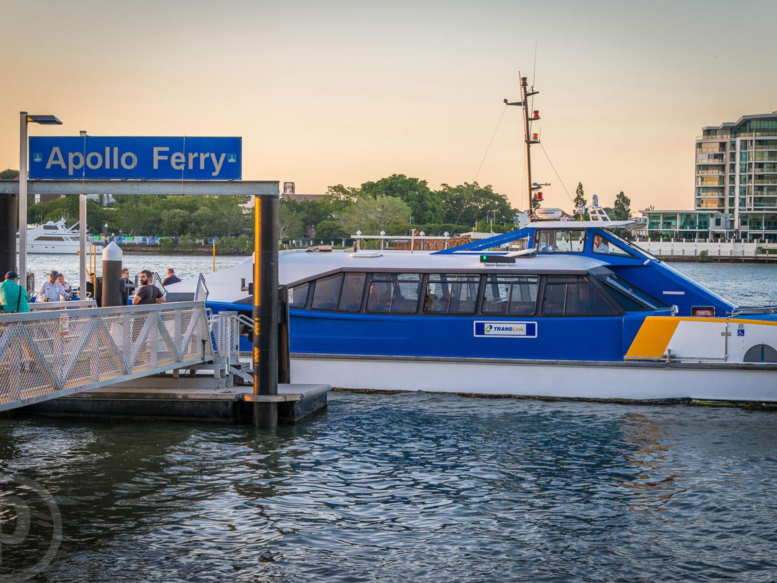 Apollo Ferry